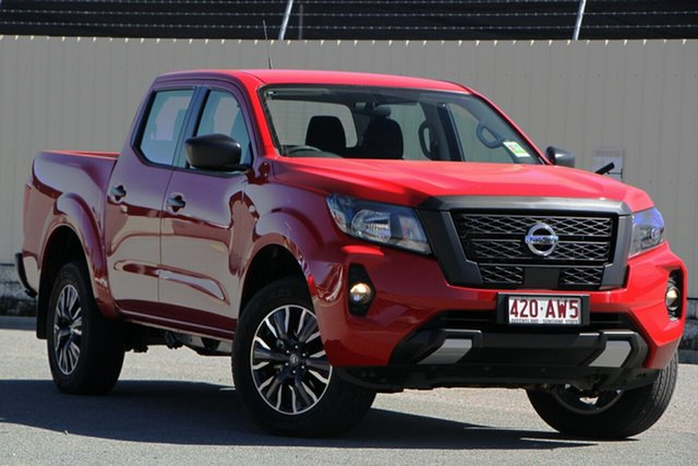 Demo Nissan Navara D23 MY21 SL Bundamba, 2021 Nissan Navara D23 MY21 SL Burning Red 6 Speed Manual Utility
