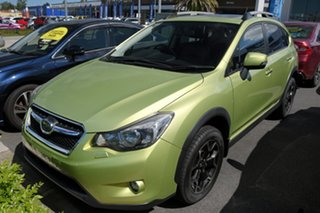 2014 Subaru XV G4X MY14 2.0i-S Lineartronic AWD Green 6 Speed Constant Variable Wagon.