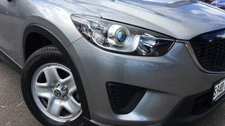 2014 Mazda CX-5 KE1071 MY14 Maxx SKYACTIV-Drive Billet Silver 6 Speed Sports Automatic Wagon.