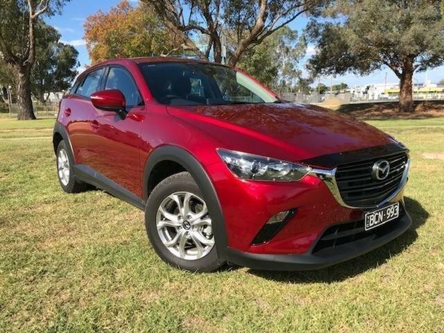 Used Mazda CX-3 DK MY19 Maxx Sport (FWD) Wangaratta, 2019 Mazda CX-3 DK MY19 Maxx Sport (FWD) 6 Speed Automatic Wagon