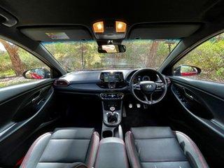 2019 Hyundai i30 PD.3 MY19 N Line Firey Red 6 Speed Manual Hatchback