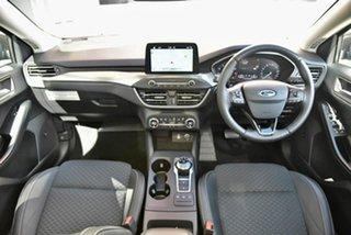 2018 Ford Focus SA 2019.25MY Titanium Grey 8 Speed Automatic Hatchback.