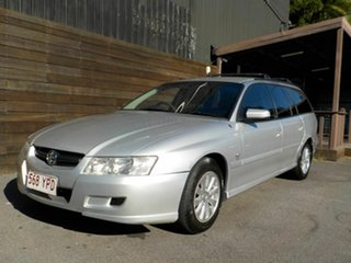 2004 Holden Commodore VZ Acclaim Silver 4 Speed Automatic Wagon