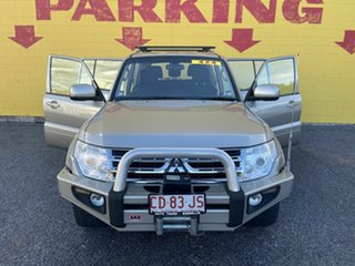 2009 Mitsubishi Pajero Gold 6 Speed Automatic Wagon