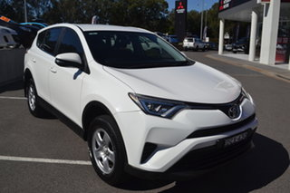 2016 Toyota RAV4 ZSA42R GX 2WD White 6 Speed Manual Wagon