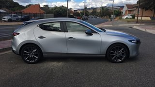 2021 Mazda 3 BP2H7A G20 SKYACTIV-Drive Evolve Sonic Silver 6 Speed Sports Automatic Hatchback