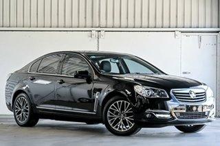 2017 Holden Calais VF II MY17 Black 6 Speed Sports Automatic Sedan.