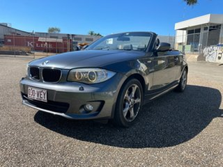 2012 BMW 120i E88 MY12 Grey 6 Speed Automatic Convertible