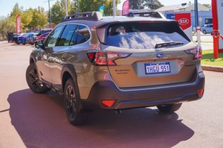 2021 Subaru Outback 6GEN AWD Sport Green Constant Variable SUV.