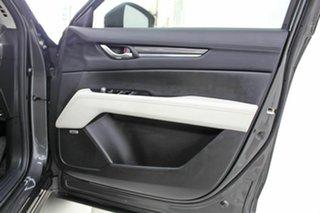 2017 Mazda CX-5 MY17.5 (KF Series 2) Akera (4x4) Grey 6 Speed Automatic Wagon