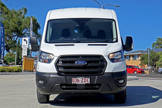 2019 Ford Transit VO 2019.75MY 350L (Mid Roof) White 6 Speed Automatic Van.
