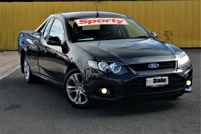 Used Ford Falcon FG MkII XR6 Ute Super Cab EcoLPi Cheltenham, 2012 Ford Falcon FG MkII XR6 Ute Super Cab EcoLPi Grey 6 Speed Sports Automatic Utility