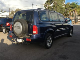 2004 Suzuki XL-7 JA S5 Blue 5 Speed Manual Wagon.