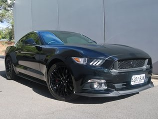 2015 Ford Mustang FM GT Fastback SelectShift Black 6 Speed Sports Automatic Fastback.