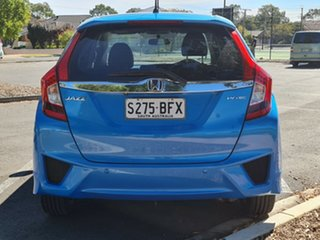 2014 Honda Jazz GF MY15 VTi-L Blue 1 Speed Constant Variable Hatchback