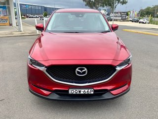 2017 Mazda CX-5 Maxx - Sport Red Sports Automatic Wagon