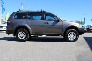 2014 Mitsubishi Challenger PC (KH) MY14 LS Bronze 5 Speed Sports Automatic Wagon