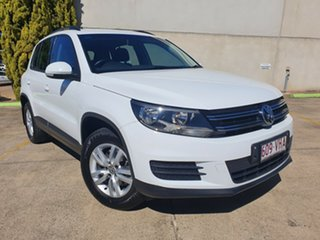 2014 Volkswagen Tiguan 5N MY14 118TSI DSG 2WD 6 Speed Sports Automatic Dual Clutch Wagon.