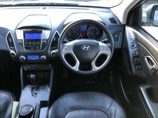 2010 Hyundai ix35 LM MY11 Highlander AWD Green 6 Speed Sports Automatic Wagon