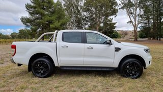 2020 Ford Ranger PX MkIII 2020.25MY XLT Hi-Rider White 10 Speed Sports Automatic Double Cab Pick Up
