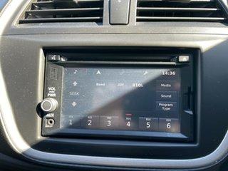 2016 Suzuki S-Cross JY GLX Silver 7 Speed Constant Variable Hatchback