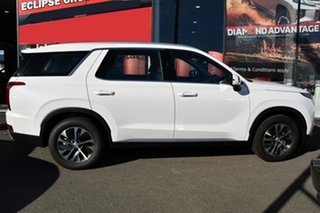 2020 Hyundai Palisade LX2.V1 MY21 (8 Seat) White Cream 8 Speed Automatic Wagon