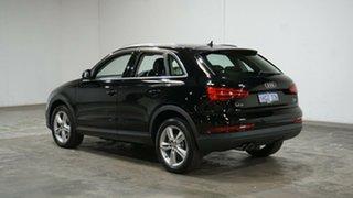 2015 Audi Q3 8U MY16 TDI S Tronic Quattro Black 7 Speed Sports Automatic Dual Clutch Wagon.