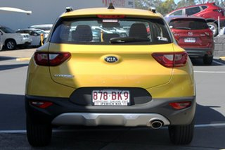 2020 Kia Stonic YB MY21 Sport FWD Mighty Yellow 6 Speed Automatic Wagon