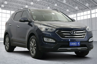 2015 Hyundai Santa Fe DM2 MY15 Elite Grey 6 Speed Sports Automatic Wagon.