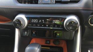 2019 Toyota RAV4 Axaa54R Edge AWD Khaki/black 8 Speed Sports Automatic Wagon