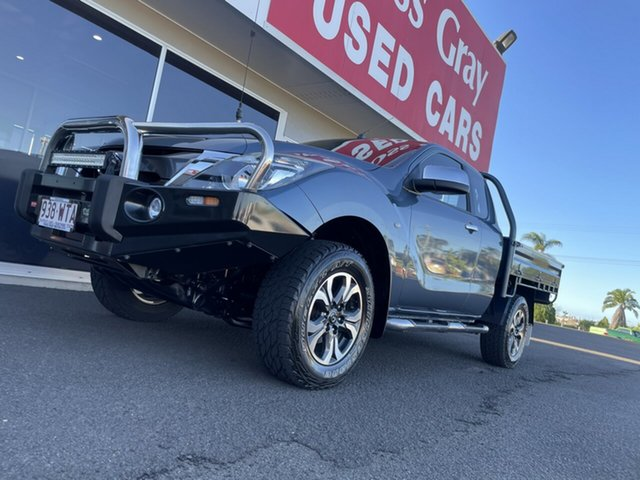 Used Mazda BT-50 UR0YF1 XTR Freestyle Bundaberg, 2016 Mazda BT-50 UR0YF1 XTR Freestyle Blue 6 Speed Manual Utility