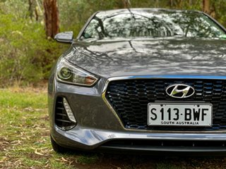 2018 Hyundai i30 PD MY19 Go Iron Grey 6 Speed Manual Hatchback
