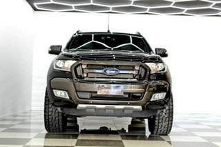 2018 Ford Ranger PX MkII MY18 Wildtrak 3.2 (4x4) (5 Yr) Black 6 Speed Automatic Dual Cab Pick-up