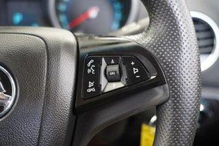 2013 Holden Cruze JH Series II MY14 Equipe Silver 6 Speed Sports Automatic Sedan