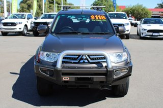 2014 Mitsubishi Challenger PC (KH) MY14 LS Bronze 5 Speed Sports Automatic Wagon.