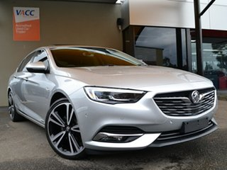 2019 Holden Calais ZB MY19 V Liftback AWD Silver 9 Speed Sports Automatic Liftback.