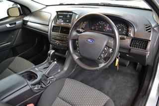 2015 Ford Falcon FG X Ute Super Cab Silver 6 Speed Sports Automatic Utility.