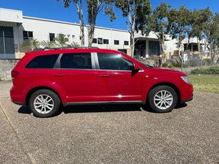 2013 Dodge Journey JC MY13 SXT Red 6 Speed Automatic Wagon.