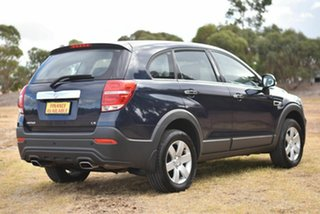 2016 Holden Captiva CG MY16 LS 2WD Blue 6 Speed Sports Automatic Wagon