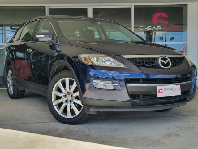 Used Mazda CX-9 TB10A1 Luxury Brendale, 2007 Mazda CX-9 TB10A1 Luxury Blue 6 Speed Sports Automatic Wagon