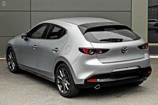 2020 Mazda 3 BP2H7A G20 SKYACTIV-Drive Evolve Silver 6 Speed Sports Automatic Hatchback