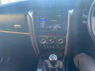 2017 Toyota Fortuner GUN156R GXL i-MT White/270317 6 Speed Manual Wagon