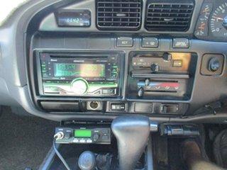 1992 Toyota Landcruiser FZJ80R GXL Silver 4 Speed Automatic Wagon