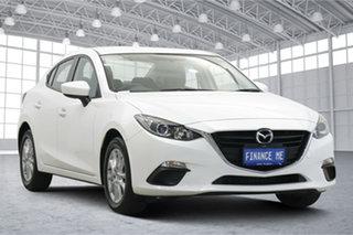 2015 Mazda 3 BM5278 Neo SKYACTIV-Drive White 6 Speed Sports Automatic Sedan.