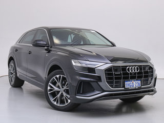 2019 Audi Q8 4M MY19 55 TFSI Quattro Mhev Black 8 Speed Automatic Tiptronic Wagon.