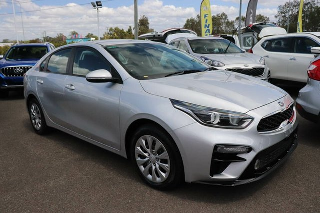 Used Kia Cerato BD MY20 S Augustine Heights, 2019 Kia Cerato BD MY20 S Silky Silver 6 Speed Sports Automatic Sedan