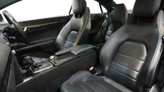 2010 Mercedes-Benz E-Class C207 E250 CDI BlueEFFICIENCY Avantgarde Grey 5 Speed Sports Automatic