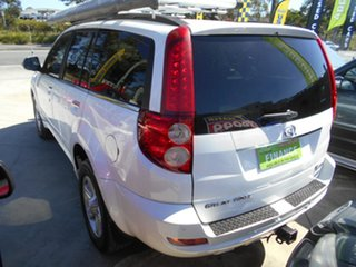 2011 Great Wall X240 CC6460KY White 5 Speed Manual Wagon