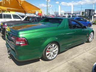 2011 Holden Special Vehicles Maloo E Series 3 R8 Green 6 Speed Sports Automatic Utility