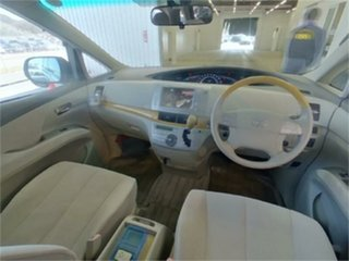 2006 Toyota Estima GSR50W Aeras G Silver Automatic Wagon.